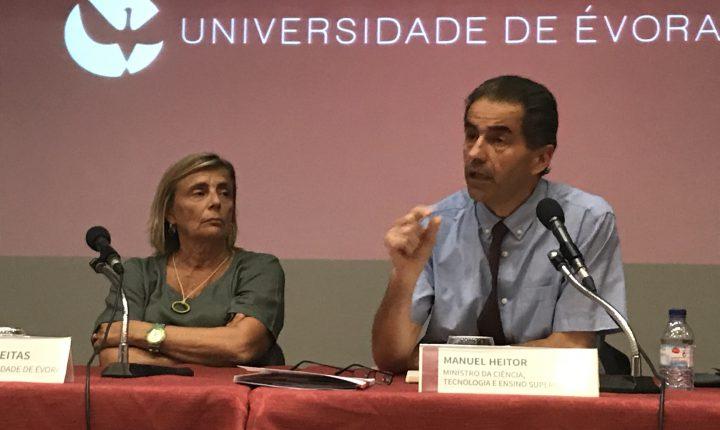 Ministro da Ciência na apresentação da chancela Spinoff UÉvora