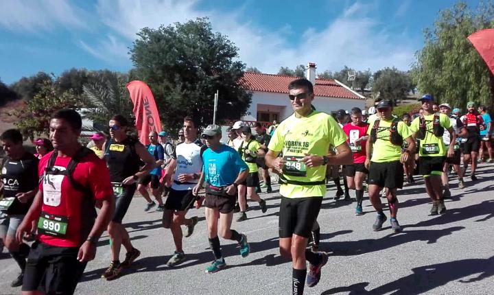 Desporto: 400 pessoas percorrem Trail entre Monfurado e Valverde