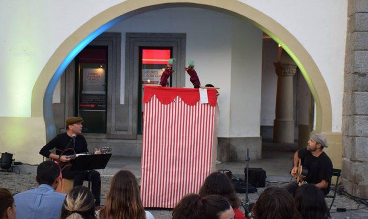 Évora: Capital dos contos até sábado