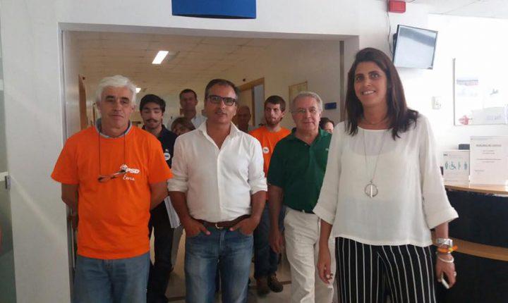Évora: Candidato do PSD diz estar bem posicionado para lutar pela vitória
