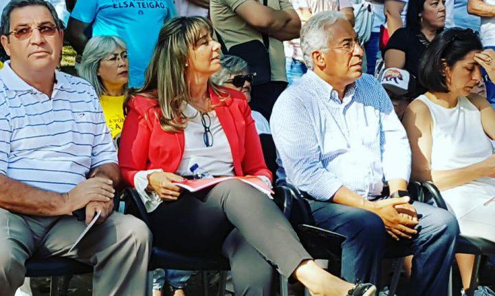 Évora: Candidata do PS contou com apoio de António Costa