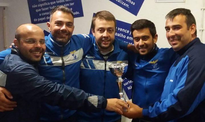 Futebol: Juventude conquista Torneio Cidade de Évora