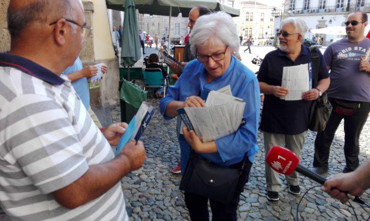 Évora: Candidata do BE quer ser eleita para influenciar gestão