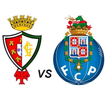 Futebol: Lusitano GC 0 vs FC Porto 6 (final)