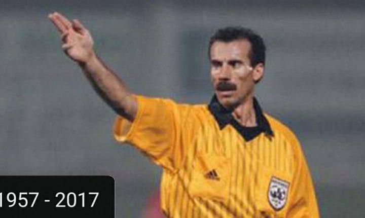 Futebol: Faleceu hoje antigo árbitro José Pratas