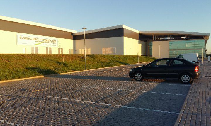 Évora: Mecachrome inaugura nova fábrica