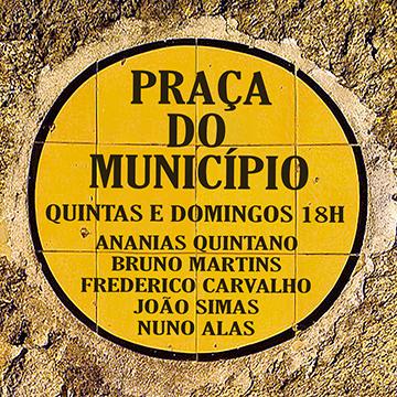 Praça do Município – 13 de fevereiro