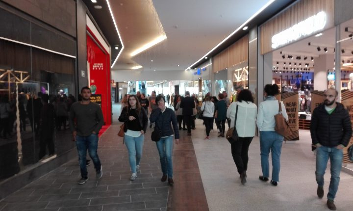 Évora Plaza retoma atividade normal na segunda-feira