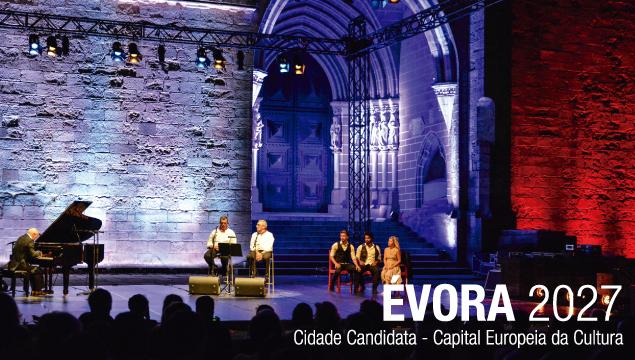 Évora: Rede de cidades apoia candidatura a Capital Europeia da Cultura