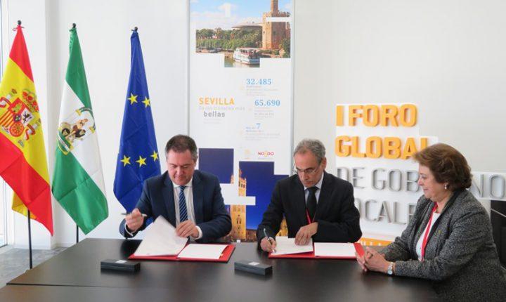 Évora: Câmara e Ayuntamiento de Sevilha assinam acordo