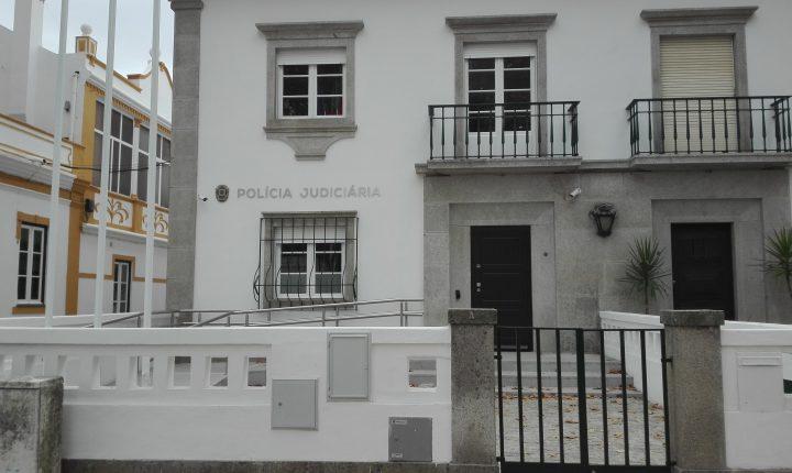 Polícia Judiciária detém alegado assaltante em Redondo