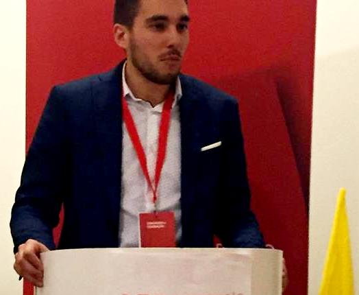 Évora: David Serrachino eleito presidente da Distrital da JS