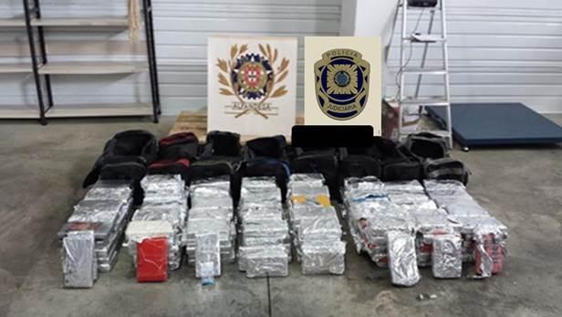 Sines: Polícia Judiciária detém suspeitos de tráfico de droga