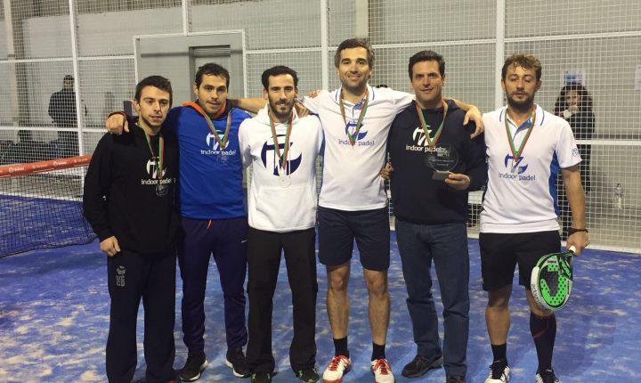 Évora: IP7 é vice-campeões de clubes em padel