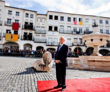 Presidente da República lembra tragédia de Borba