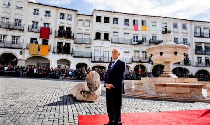 Marcelo vence no concelho de Évora e Ventura fica em segundo