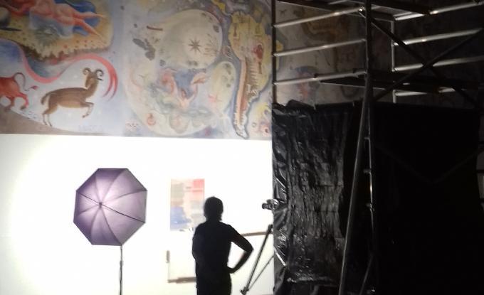 Évora: Laboratório HERCULES estuda arte mural de Almada Negreiros