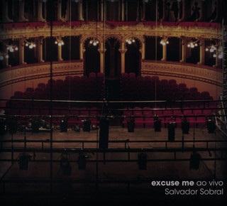 Évora: Teatro Garcia de Resende faz capa do novo disco de Salvador Sobral