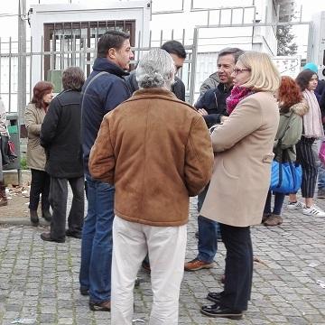 Évora: O que levou ao encerramento da Escola André de Gouveia