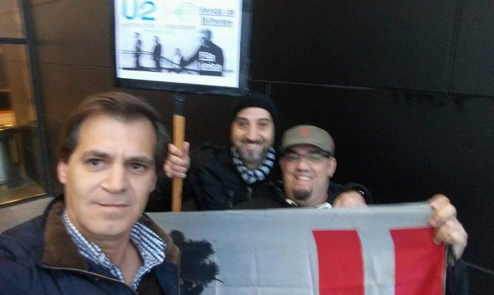 Évora: Loucura dos U2 chegou à cidade