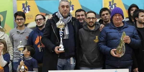 Desporto: Equipa de Montemor conquista título nacional