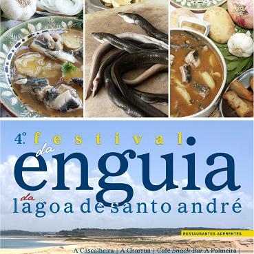 Gastronomia: No Alentejo também há enguias