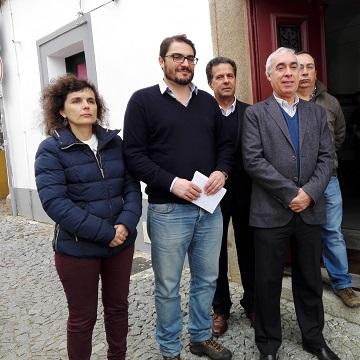 Évora: PCP exige avanço da construção do novo hospital