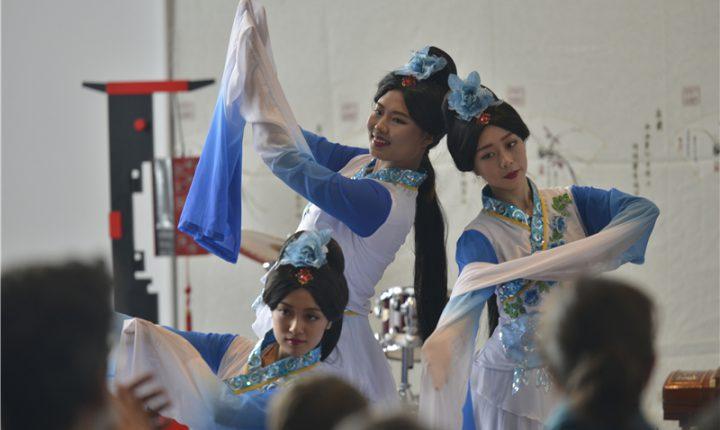 Cultura: Chineses em Évora trazem celebrações do Ano Novo para a cidade