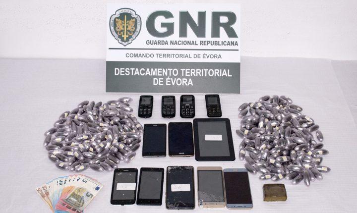 Évora: 6 detidos em operação no Bairro da Comenda
