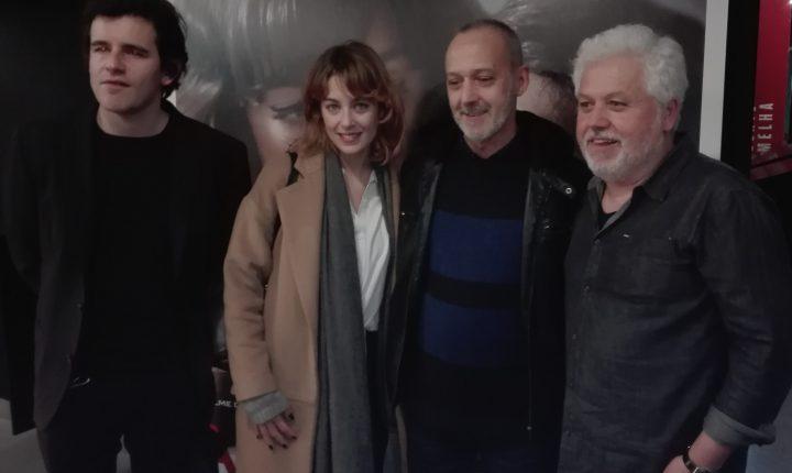 """Cinema: Ambiente de Évora alterou planos do realizador de """"Aparição"""""""