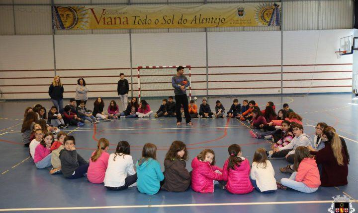 Viana do Alentejo: Crianças participam nas atividades da pausa letiva