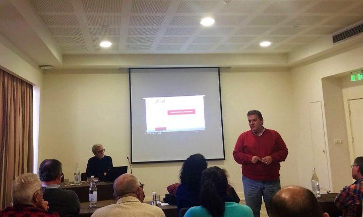 Colaboradores do Grupo SIMAB reúnem-se em Évora
