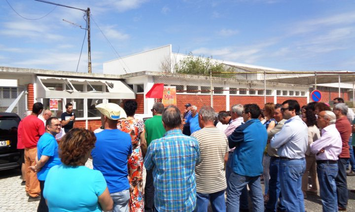 Ex-trabalhadores de fábrica de Vendas Novas aguardam por indemnizações