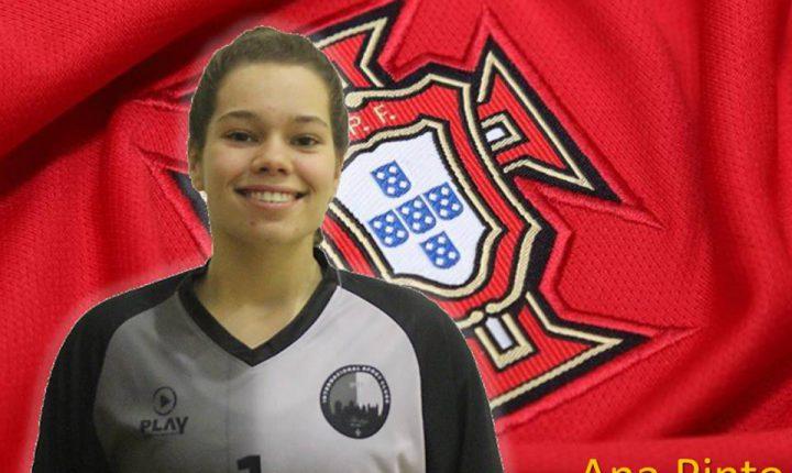 Futsal: Guarda-redes do Inter chamada à seleção nacional