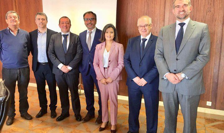 Deputados do PSD reúnem-se com Comissão Diretiva do Alentejo 2020