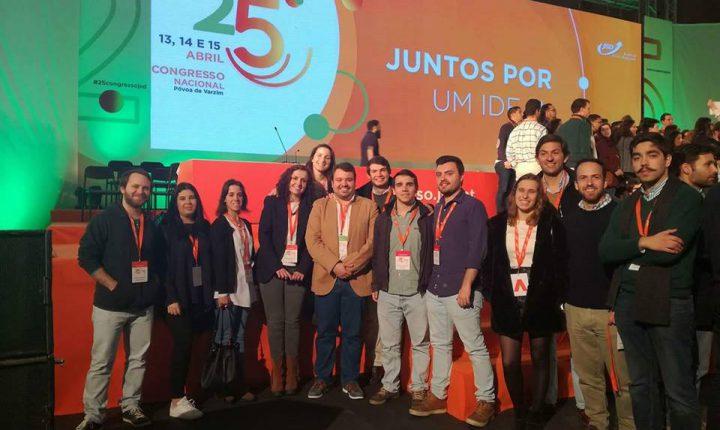 Évora: Cinco eleitos para órgãos nacionais da JSD