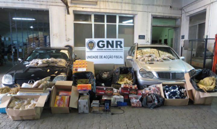 GNR desmantela três fábricas artesanais de cigarros em Évora