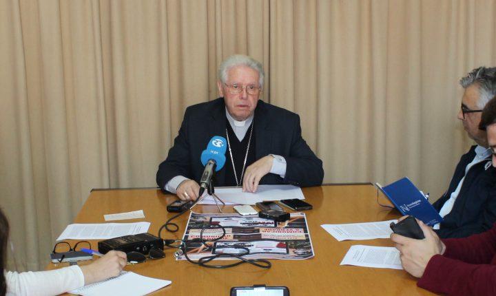 D. José Alves dá as boas-vindas ao novo arcebispo