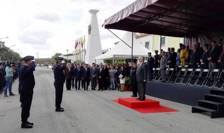 Dia do Bombeiro do distrito de Évora assinalado este mês