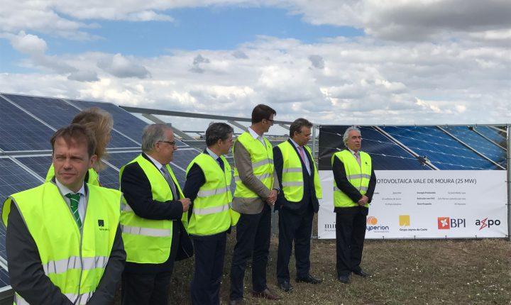 Évora vai ter central fotovoltaica sem subsídios públicos