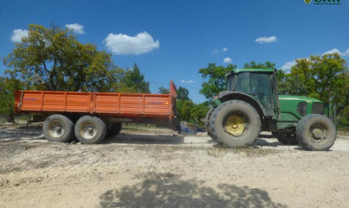 GNR recupera veículos agrícolas furtados em Ponte de Sor