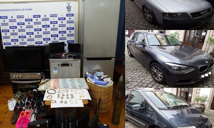 PSP de Évora detém sete pessoas por tráfico de droga