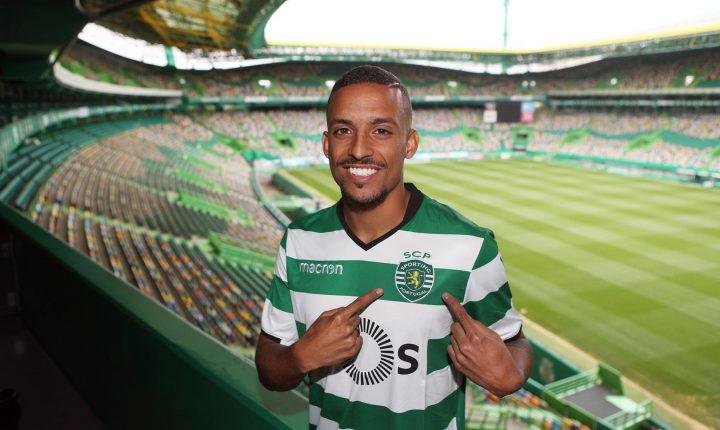 Futebol: Bruno Gaspar reforça Sporting