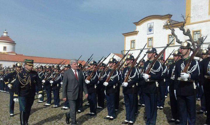 Escola da GNR em Portalegre inicia 44.º Curso de Formação de Guardas