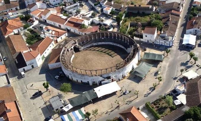 """Praça de touros de Azaruja """"ganha"""" nova vida como centro cultural"""