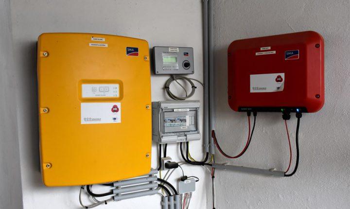 Aldeia de Valverde testa tecnologias de armazenamento e gestão de energia