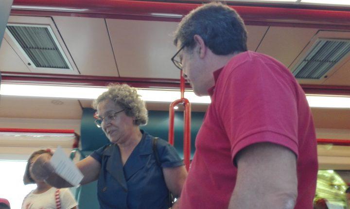 Évora: CDS não aceita carruagens de Regional no Inter-Cidades