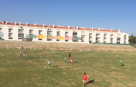 Futebol: Lusitano incapaz de evitar goleada frente ao Benfica