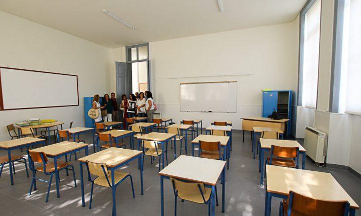 Greve dos professores no distrito de Évora