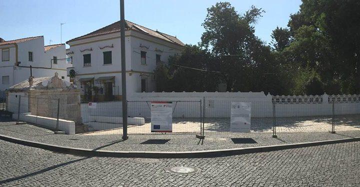 Câmara de Alandroal restaura Fonte das Bicas